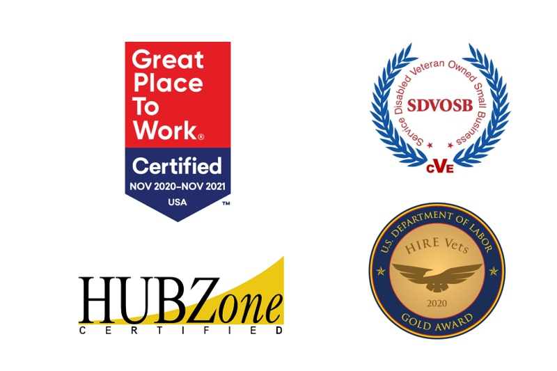 Kitty Hawk Technologies is a service-disabled veteran owned small business, is hubzone certified