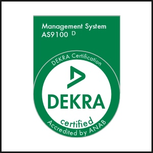 green Dekra certification badge